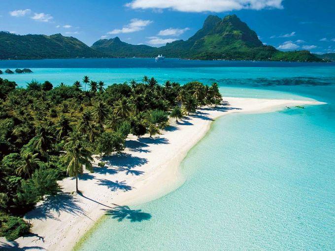 Photo de Bora Bora, Polynésie Française - Océan Pacifique
