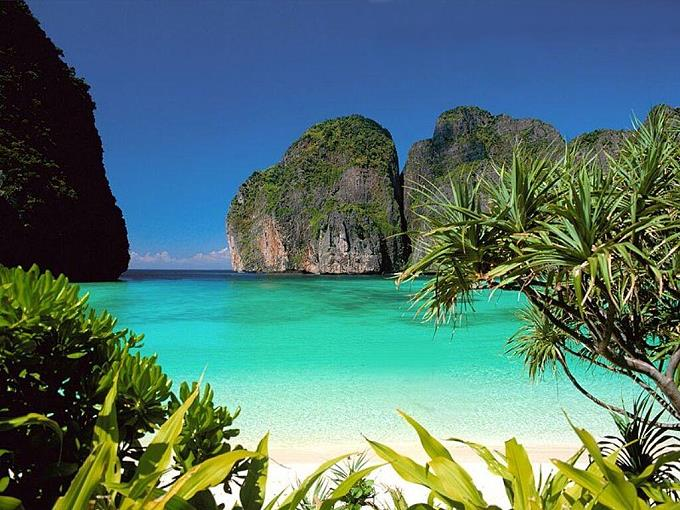 Photo de Maya Bay - Thailande - Mer d'Andaman