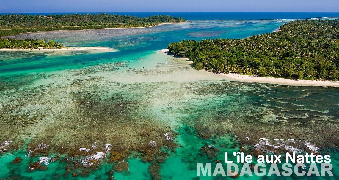 île aux nattes / Nosy Nato à Madagascar