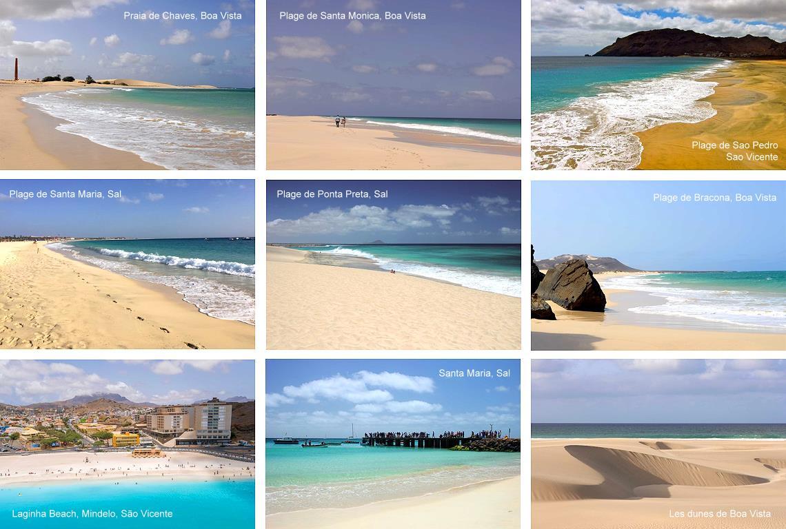 Les plus belles plages du Cap-Vert