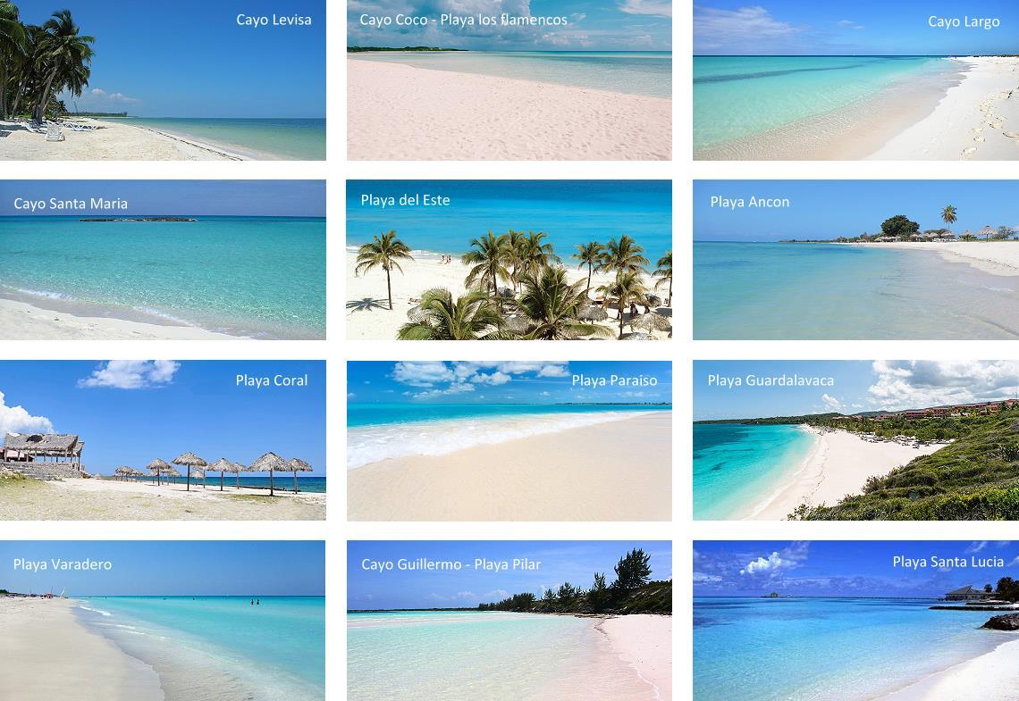Les plus belles plages de Cuba, résumé