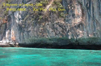 ko phi phi don une heure de phuket les plus belles plages de la thailande. Black Bedroom Furniture Sets. Home Design Ideas