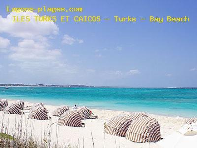 TURKS ET CAICOS, TURKS - BAY BEACH