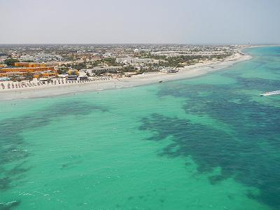 Plages de Djerba Caribbean Word Lookea Playa, TUNISIE