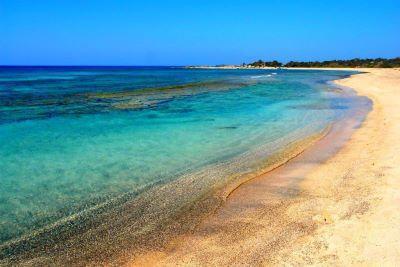 Ile De Chrissi Crete Carte.Plage De Chrissi Les Plus Belles Plages De La Crete