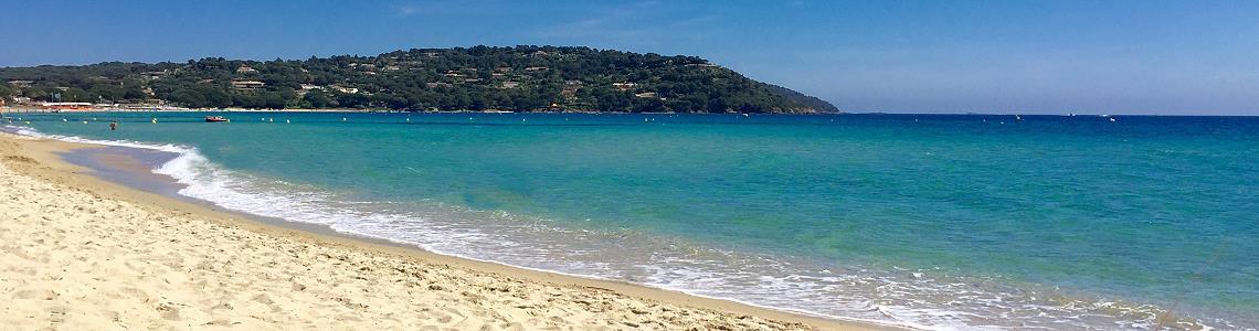 Quand partir saint tropez france pour la plage et temp rature mer - Plage de saint tropez ...