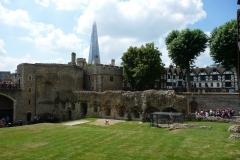 Londres, La tour de Londres