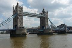 Londres, Le pont de Londres sur la Tamise