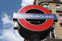 Londres, Le métro underground