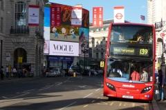 Londres, Bus impérial