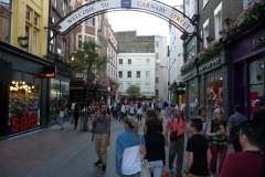 Londres, Carnaby street