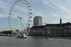 Londres, London Eye