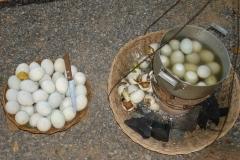 Cambodge, oeufs