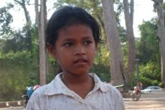 Cambodge, enfant