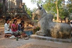 Cambodge, famille