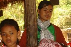 Cambodge, enfants