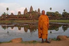 Angkor Tom, Angkor Vat, Cambodge