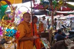 Cambodge, Moines bouddhistes