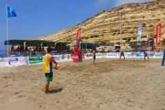 Crête, Matala, Beach volley