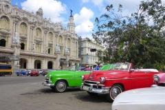 Cuba, Voiture américaine, La Havane