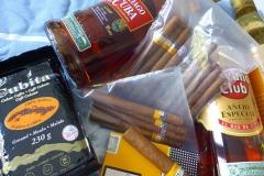 Cuba, Cigares, Rhum