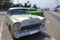 Cuba, Voiture américaine