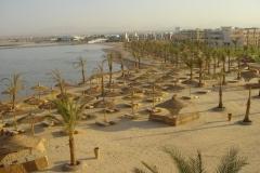 Hurghada, Egypte, Plage