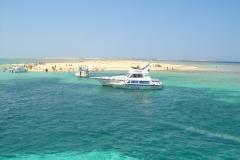 Hurghada, Egypte, île de Tobia