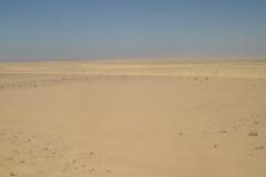 Hurghada, Egypte, désert