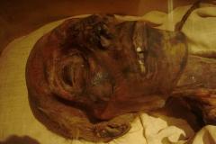 Egypte, Musée du Caire, Momie