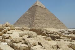 Egypte, Pyramides de Gizeh