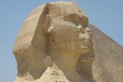 Egypte, Pyramides de Gizeh, Sphinx