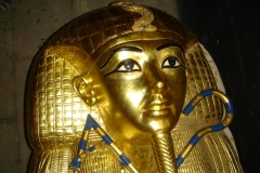 Egypte, Musée du Caire, Toutânkhamon