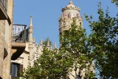Espagne, Barcelone, Gaudí