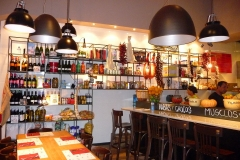 Espagne, Barcelone, restaurant, tapas