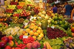 Espagne, Barcelone, marché, Saint joseph, fruits