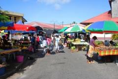 Guyane, marché