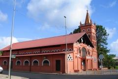 Guyane, église