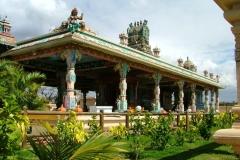 Ile Maurice, temple hindou