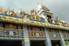 Ile Maurice, Grand Baie, temple hindou