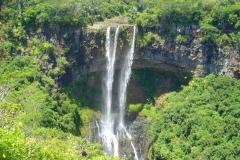 Ile Maurice, Chamarel Waterfalls, cascade de Chamarel