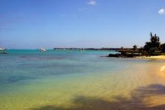 Ile Maurice, Pointe aux piments, bateau