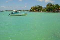 Ile Maurice, grand Baie, lagon, bleu turquoise