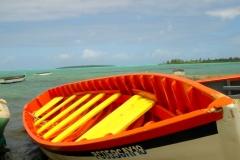 Ile Maurice, bateau, lagon