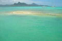 Ile Maurice, Blue Bay, lagon