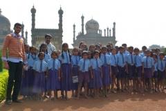 Bijapur, Inde, école