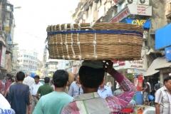 Bombay, Mumbai, Inde, rue