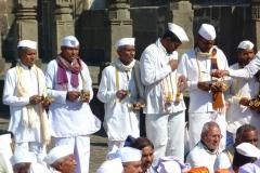 Ellora, Inde, personnes