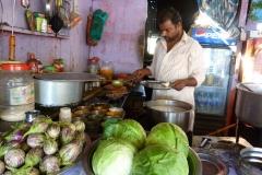 Ellora, Inde, cuisine