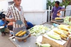 Goa, Inde, vendeur